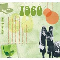 Fun & Feest Verjaardag CD-kaart met jaartal 1960