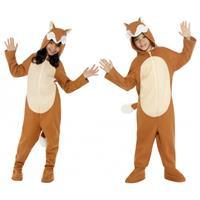 Smiffys Onesie vos voor kids