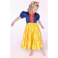 Rose & Romeo Luxe sprookjes prinses jurkje Multi