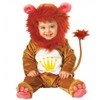 Bellatio Leeuwen baby kostuum