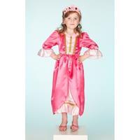 Rose & Romeo Luxe prinsessen jurk roze Roze