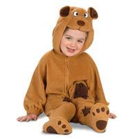 Bellatio Beren baby kostuum