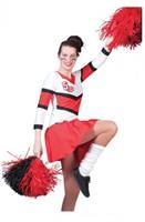 Bellatio Cheerleader jurkje voor dames