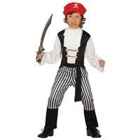 Bellatio Piratenpak voor jongens