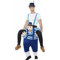 Smiffys Oktoberfest - Verkleedkostuum man op Bayerische man