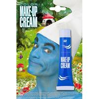 Bellatio Kabouter schmink blauw
