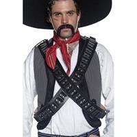 Smiffys Luxe western kogelriem