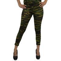 Bellatio Camouflage legging voor dames