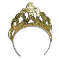 Bellatio Luxe gouden tiara