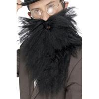Smiffys Fop baard en snor