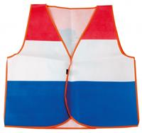 Nederland supporter vestje Multi