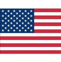 Shoppartners Vlag USA stickers