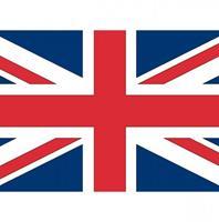 Shoppartners Vlag Engeland stickers