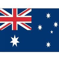 Shoppartners Vlag Australie stickers