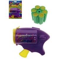 Partypopper pistool
