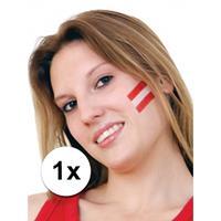 Bellatio Landen vlag tattoo Oostenrijk