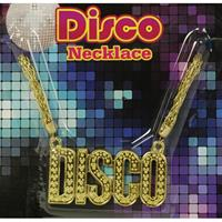 Bellatio Disco ketting goud