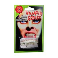 Bellatio Vampier gebitje boven en onder tanden