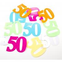 Folat Mega confetti 50 jaar
