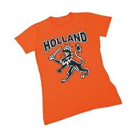 Bellatio T-shirt Holland voor dames