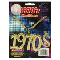 Bellatio Disco Seventies ketting 1970