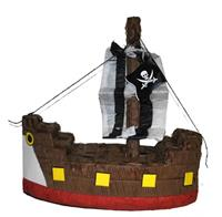 Funny Fashion Piratenschip pinata 45 cm