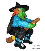 Funny Fashion Heks Halloween pinata 48 cm