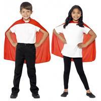 Smiffys Rode cape voor kinderen