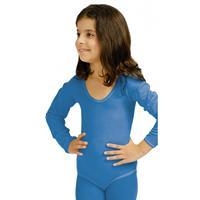 Bellatio Blauwe kinder bodysuit 116-128 Blauw