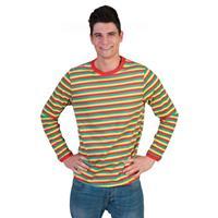 Gestreept heren shirt Dorus S