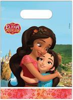 Disney 6 Elena van Avalor feestzakjes