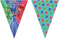 Nickelodeon PJMasks vlaggenlijn slinger