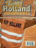 Veiligheidsvest met HUP HOLLAND