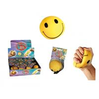 Geen Smiley stressbal 6 cm