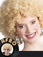 EzyDog Afro blond