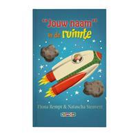 YourSurprise Boek met naam - Daan in de ruimte (Softcover)