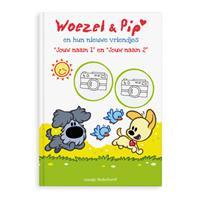 YourSurprise Boek met naam - Woezel en Pip tweelingeditie - boek (Softcover)