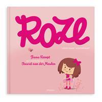 YourSurprise Boek met naam - ROZE - Softcover