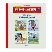 YourSurprise Stripboek met naam - Suske & Wiske junior voor meisjes