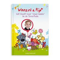 YourSurprise Boek met naam - Woezel & Pip - Feest in de Tovertuin - (Softcover)
