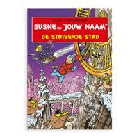 YourSurprise Suske en Wiske - De Stuivende Stad - Softcover