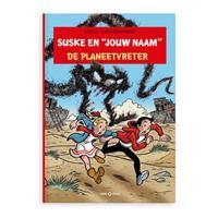 YourSurprise Suske en Wiske - De Planeetvreter - Softcover