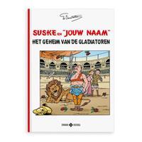 YourSurprise Suske en Wiske - Het geheim van de gladiatoren - Softcover