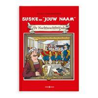 YourSurprise Suske en Wiske - De Nachtwachtbrigade - Softcover
