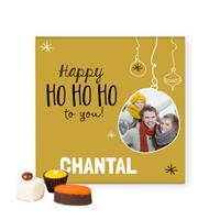 YourSurprise Luxe bonbon giftbox - Kerst - 25 stuks