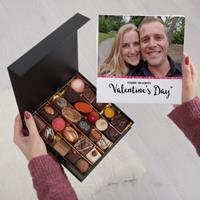 YourSurprise Luxe bonbon giftbox - Valentijn - 25 stuks