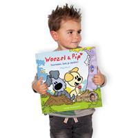 YourSurprise Woezel & Pip flapjesboek - Verstoppertje (HC)