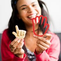 Suckuk Hand koekjesvorm