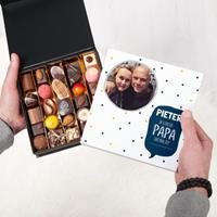 YourSurprise Luxe bonbon giftbox - Vaderdag - 25 stuks