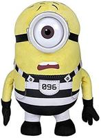 Despicable Me3 Pluche Knuffel Minions Jail Carl